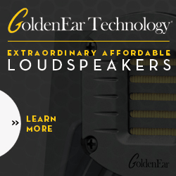 Golden Ear Speakers Watt Integration