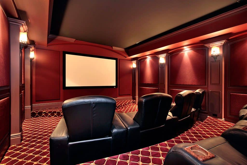 The Benefits Of A Scottsdale Home Theater