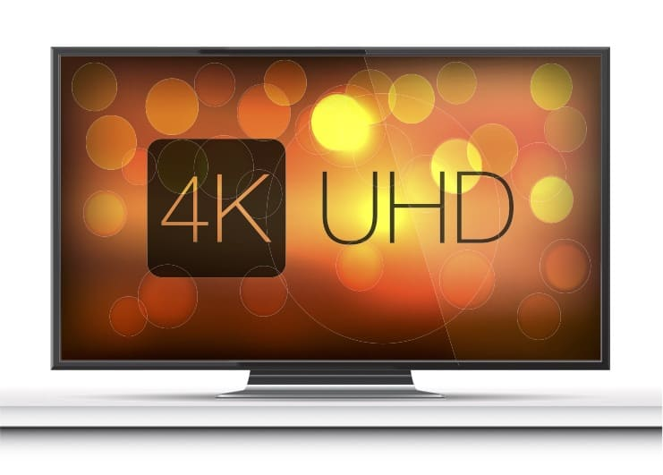 Upgrade your home theater TV